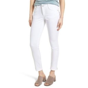 Wit & Wisdom Ab-solution ankle skimmer jeans 00